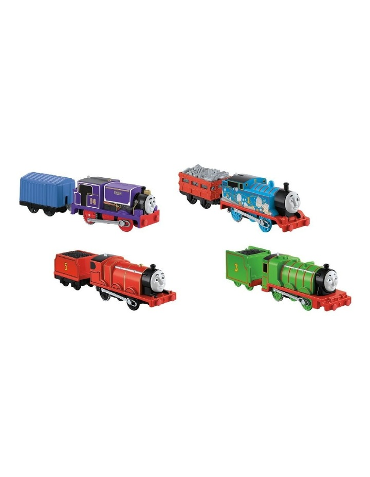 Thomas & Friends Multi-Pack Of Motorised Toy Trains image 2