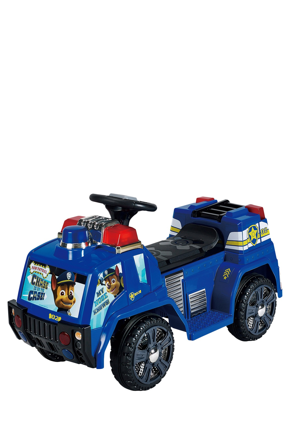 Paw Patrol | Chase Police Car Ride On | Myer Online
