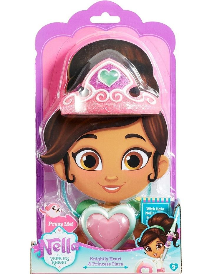 Nella's Knightly Heart Pendant and Tiara image 1