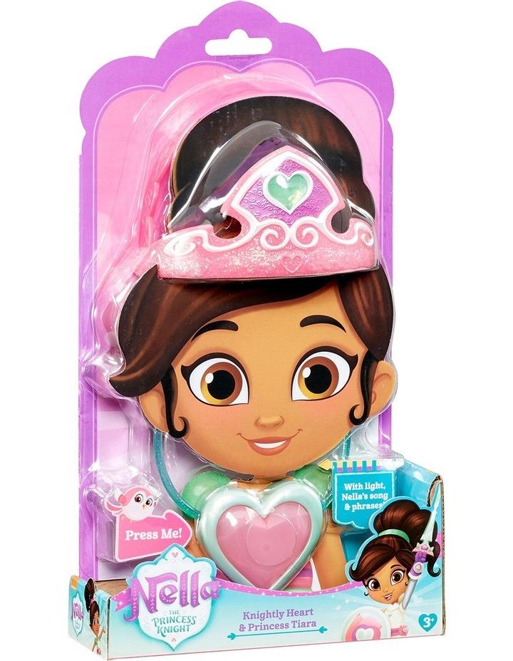 Nella's Knightly Heart Pendant and Tiara image 2