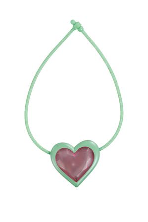 Nella The Princess Knight - Nella's Knightly Heart Pendant and Tiara