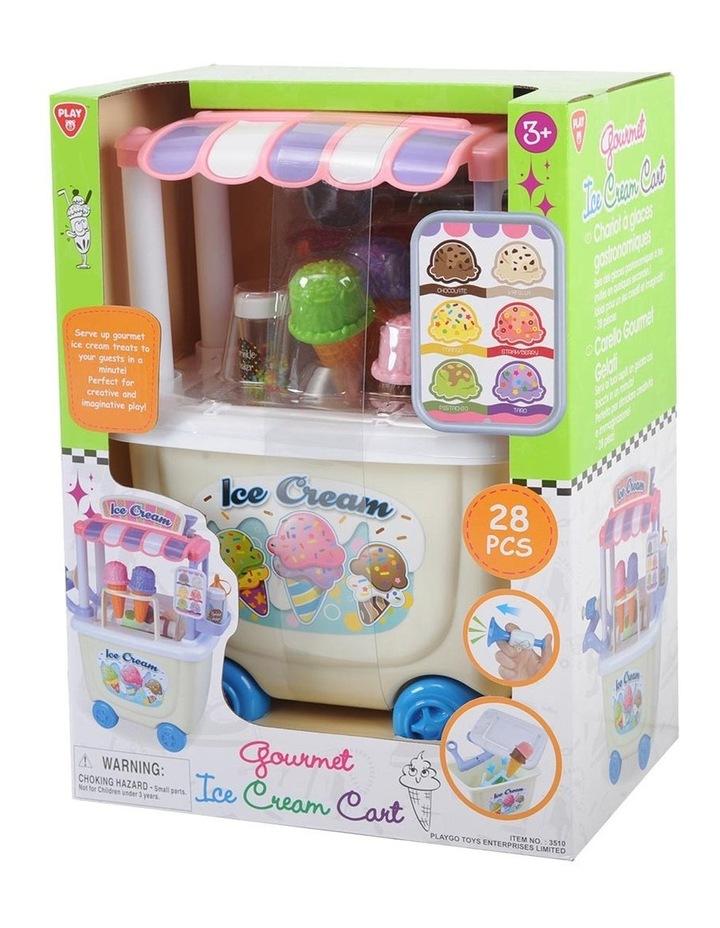 Gourmet Ice Cream Cart image 2