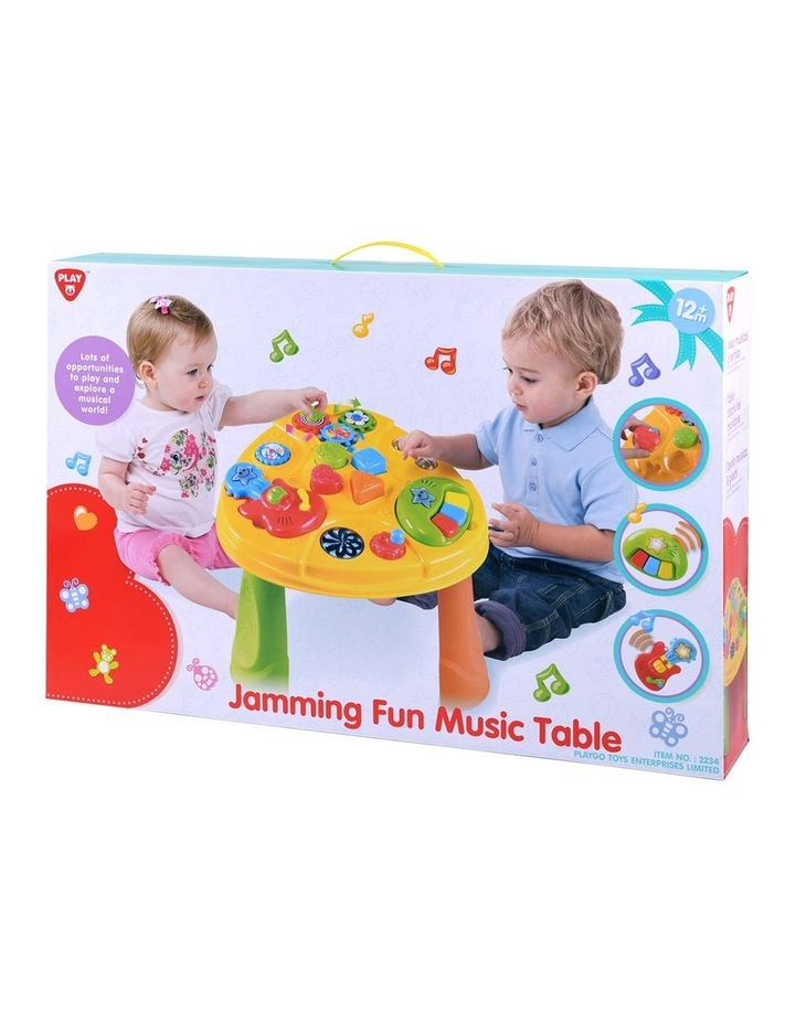 Jamming Fun Music Table image 1