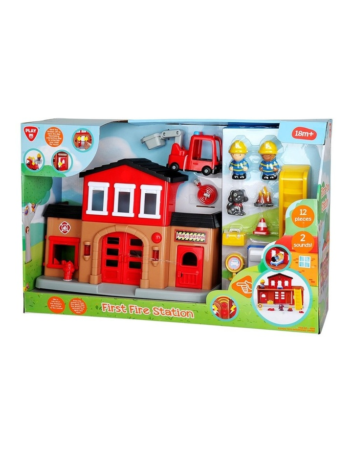 Play People First Fire Station X-L image 1