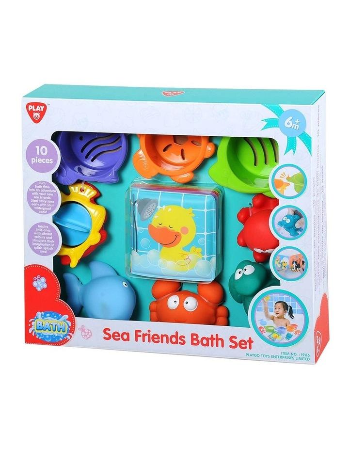 Sea Friends Bath Set image 2