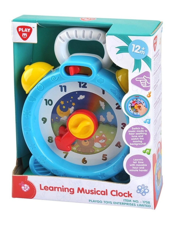 Learning Musical Clock image 2