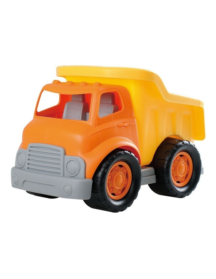 On The Go Dump Truck/ Fire Engine/ City Bin Truck image 1