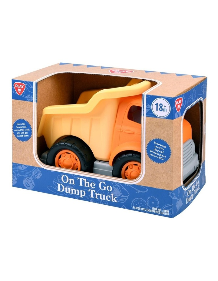 On The Go Dump Truck/ Fire Engine/ City Bin Truck image 2