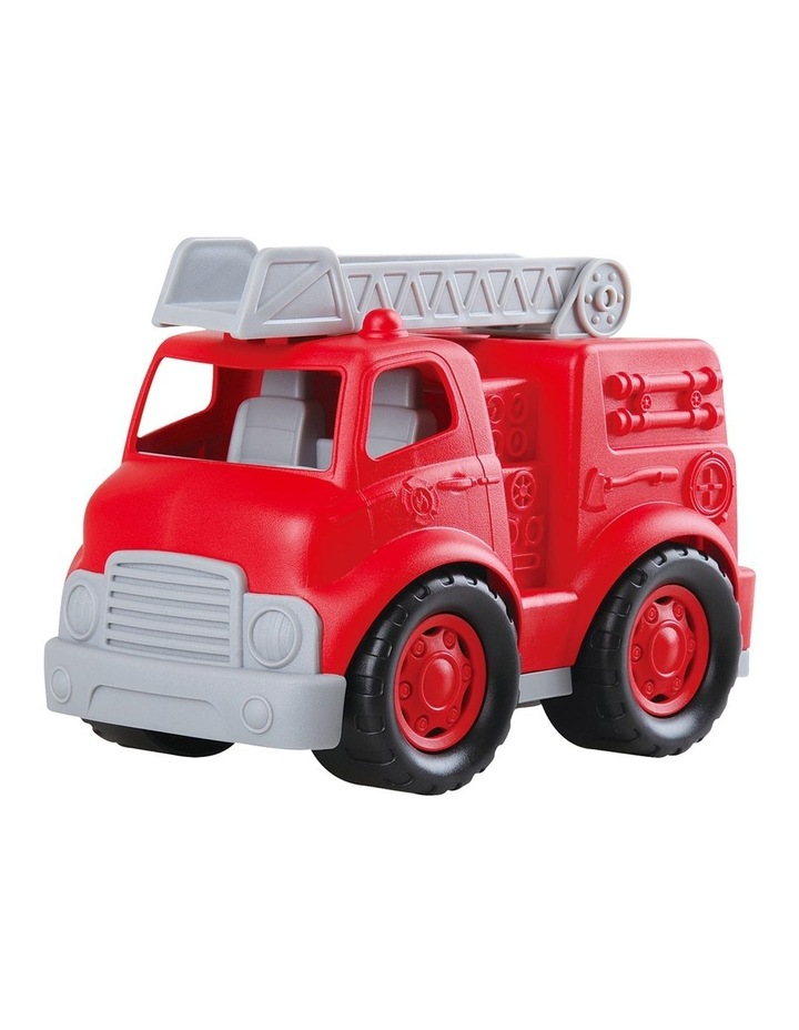 On The Go Dump Truck/ Fire Engine/ City Bin Truck image 3