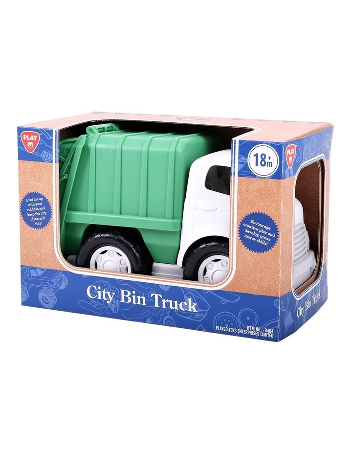 On The Go Dump Truck/ Fire Engine/ City Bin Truck image 6