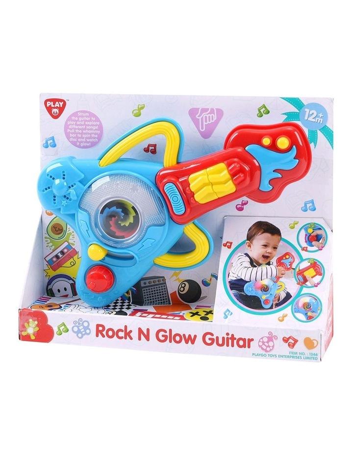 Rock n Glow Guitar image 1