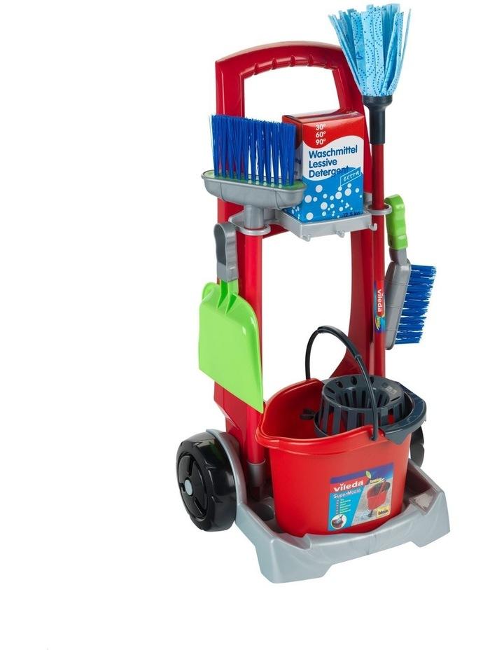 Vileda Cleaning Trolley image 1