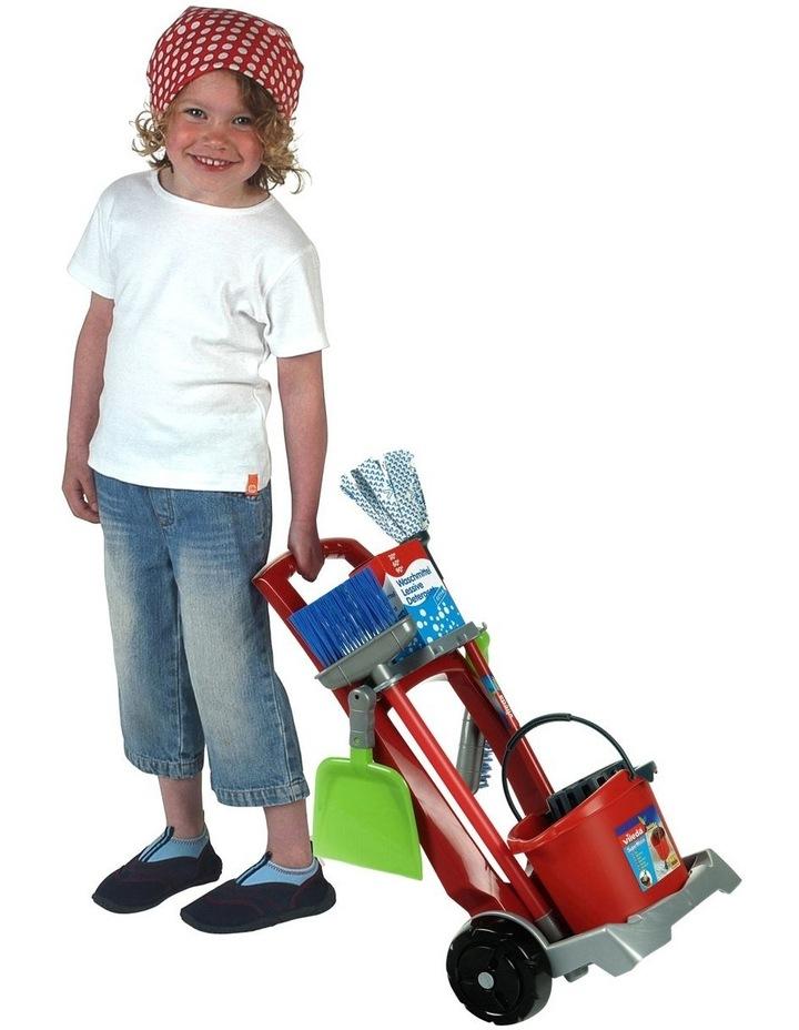 Vileda Cleaning Trolley image 2