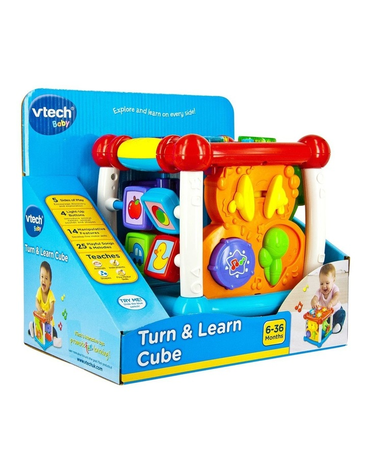 VTech Turn & Learn Cube image 1