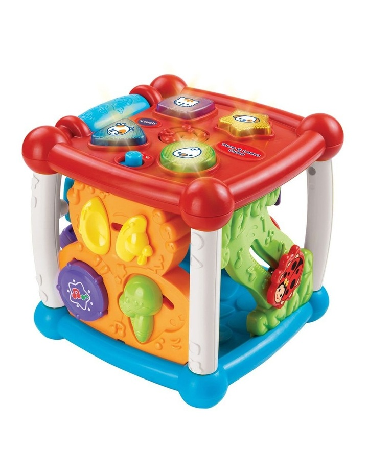 VTech Turn & Learn Cube image 3