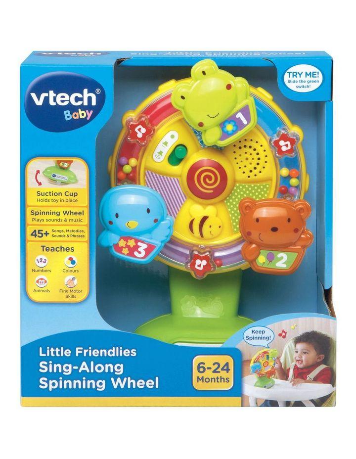 VTech Little Friendlies Sing-Along Spinning Wheel image 1