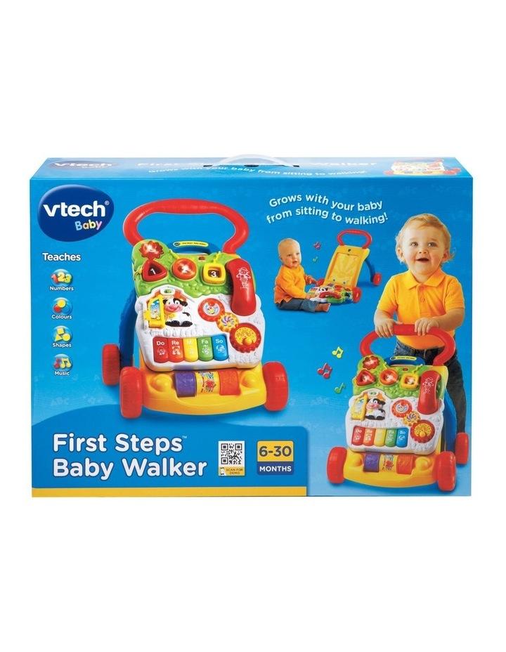 First Steps Baby Walker image 1