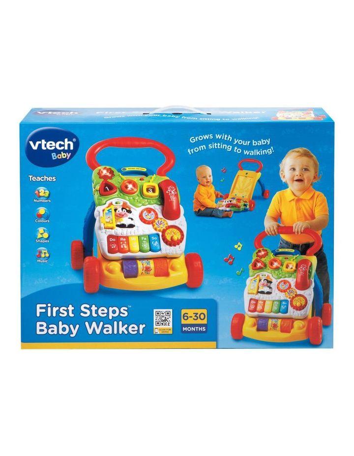 First Steps Baby Walker image 2