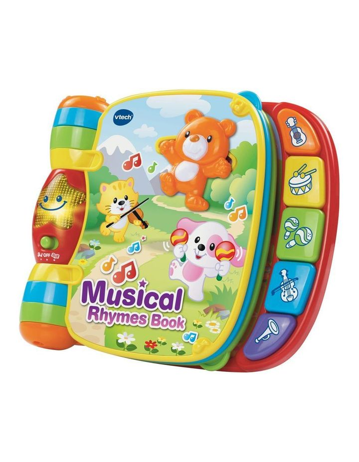 Musical Rhymes Book image 1