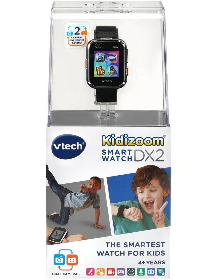 Kidizoom Smartwatch DX2.0 Black image 1