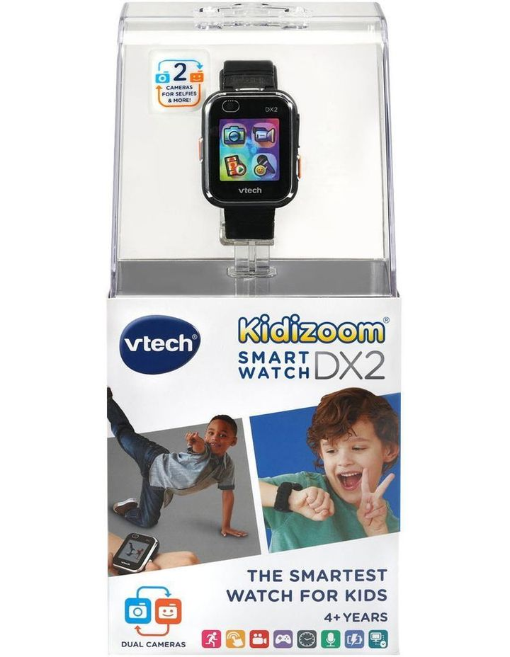 Kidizoom Smartwatch DX2.0 Black image 2