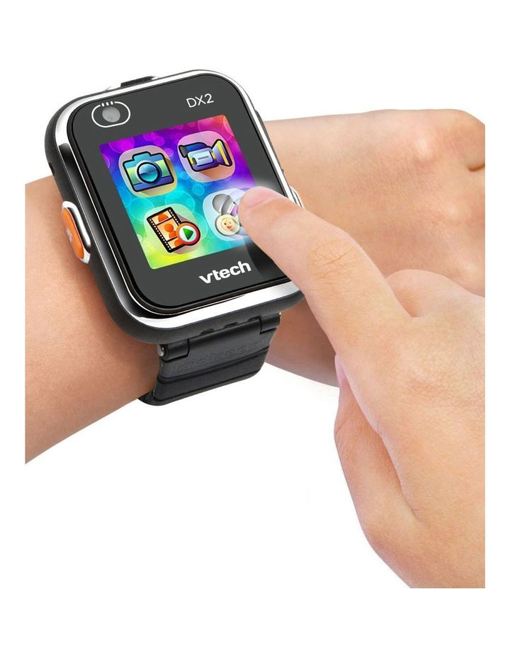 Kidizoom Smartwatch DX2.0 Black image 4