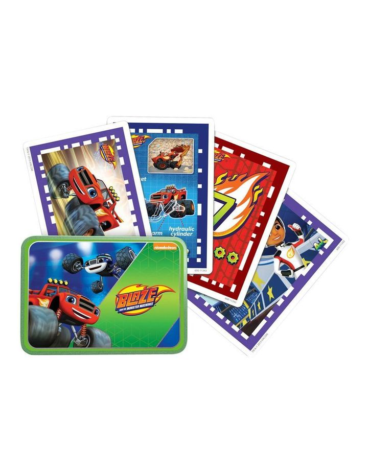 Blaze And The Monster Machine Imagicards Science Game image 2