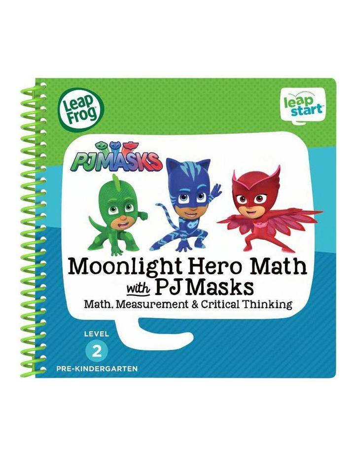 Moonlight Hero Math With PJ Masks Activity Book image 1