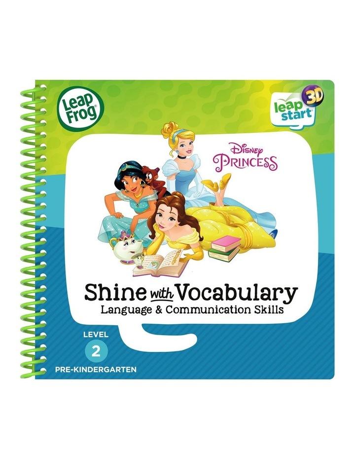 LeapStart 3D Disney Princess Shine with Vocabulary Language & Communication Skills image 1