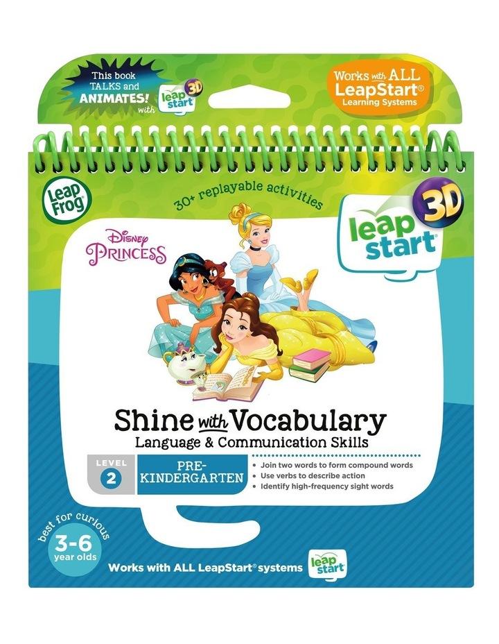 LeapStart 3D Disney Princess Shine with Vocabulary Language & Communication Skills image 3