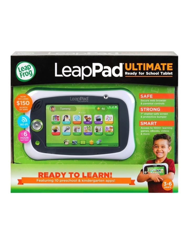 LeapPad Ultimate Ready for School Tablet image 3