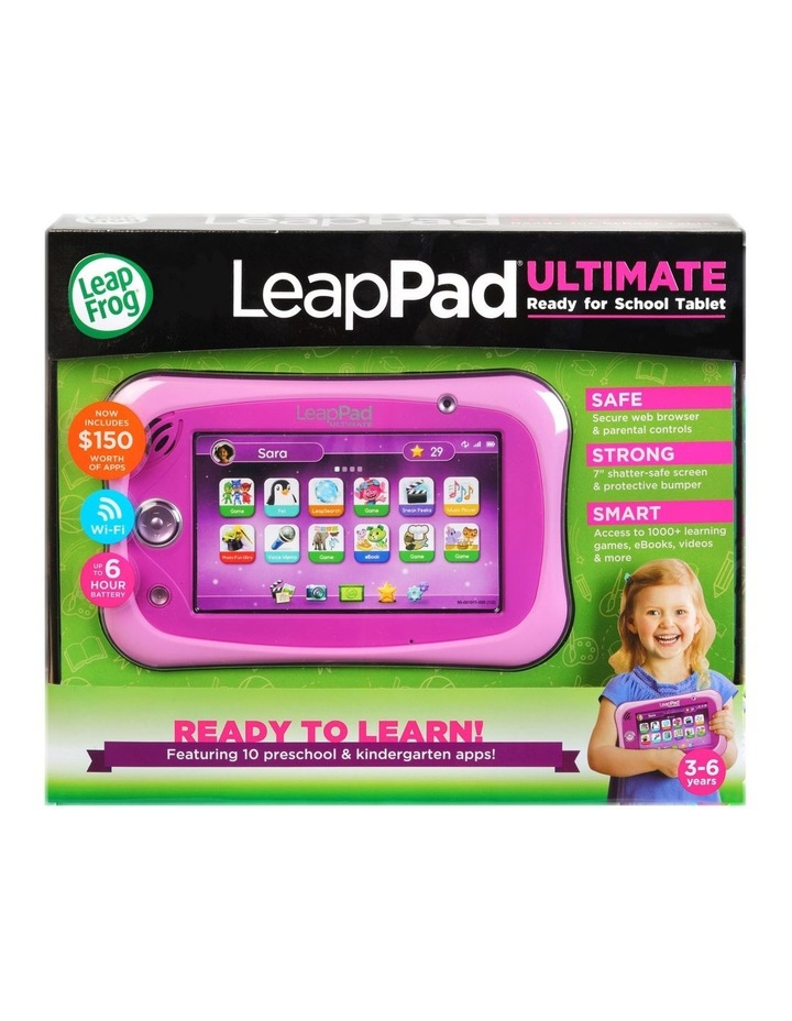 LeapPad Ultimate Ready for School Tablet Pink image 3