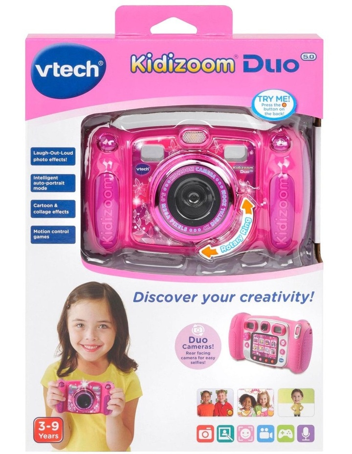 Kidizoom Duo 5.0 Pink image 1