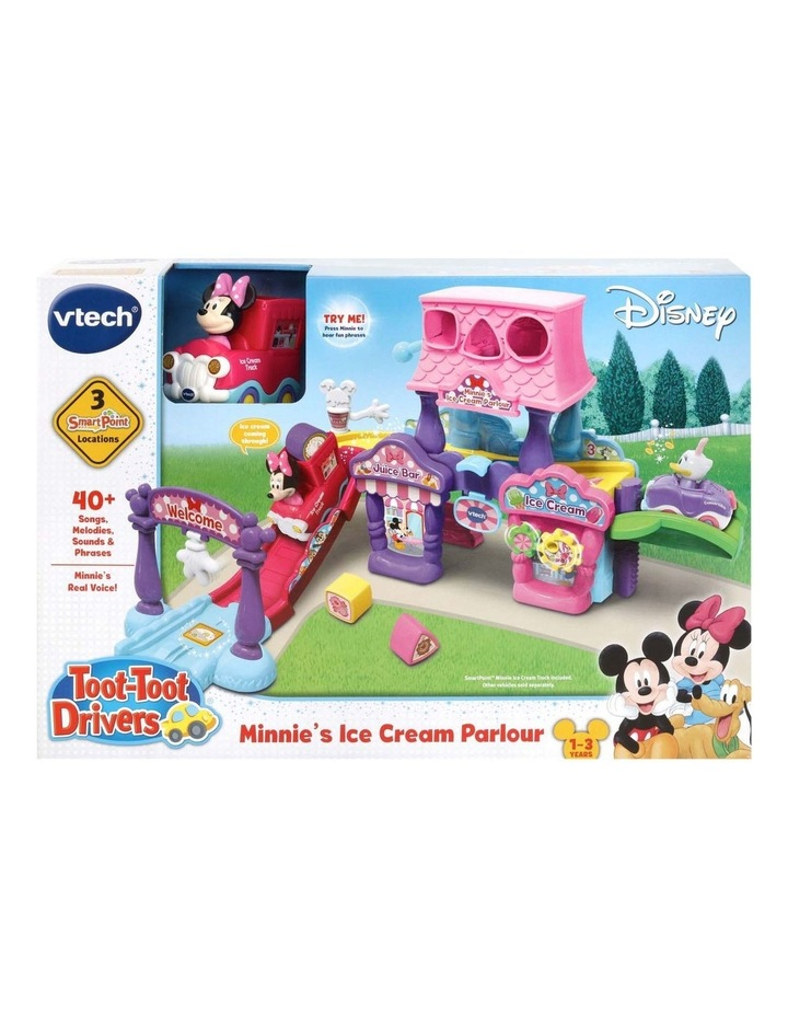 Toot-Toot Drivers Minnie Ice Cream Parlour image 3