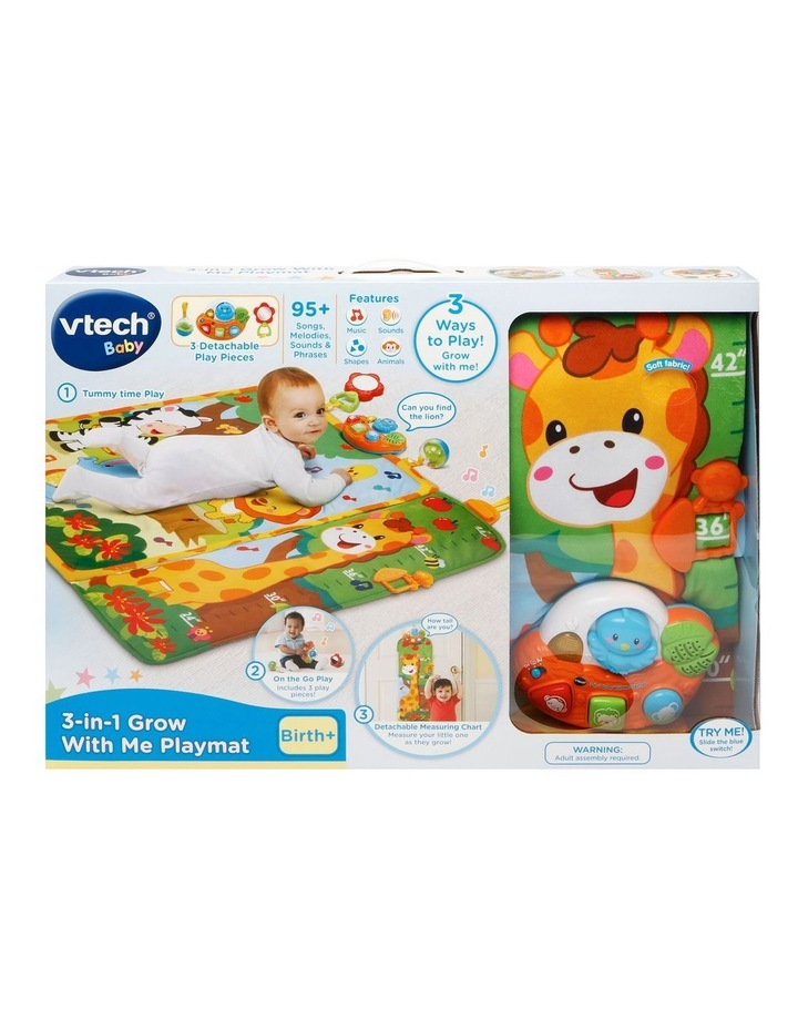 3-in-1 Grow With Me Playmat image 1