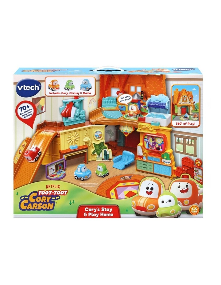 Toot-Toot Cory Carson Corys Stay & Play Home image 2