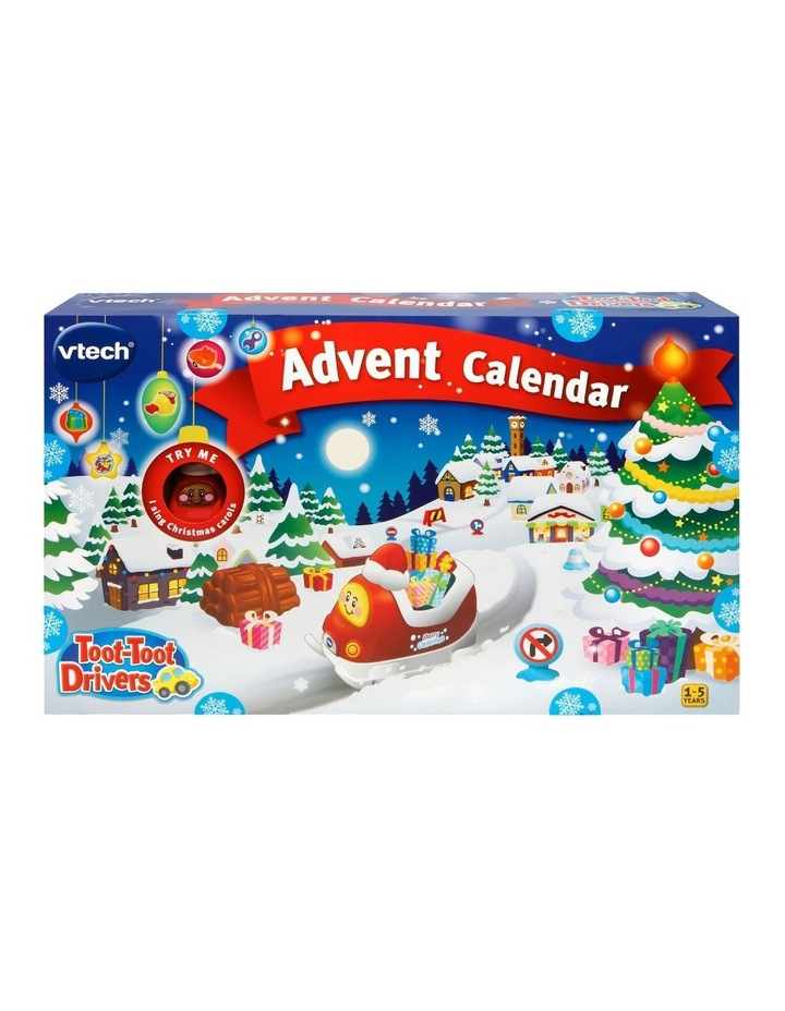 Toot-Toot Drivers Advent Calendar image 1
