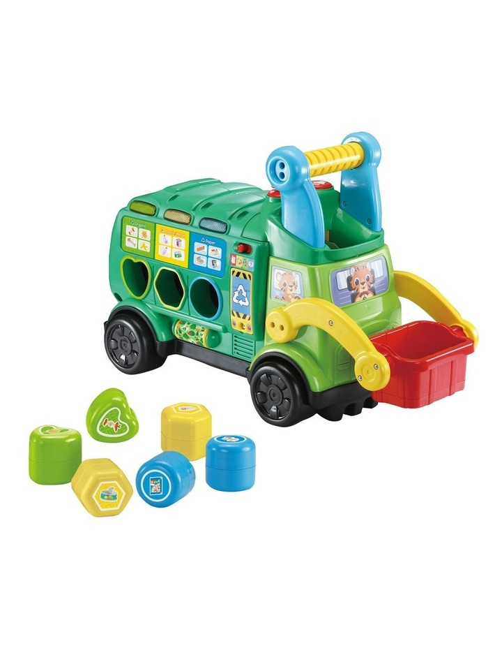 Ride & Go Recycling Truck image 2