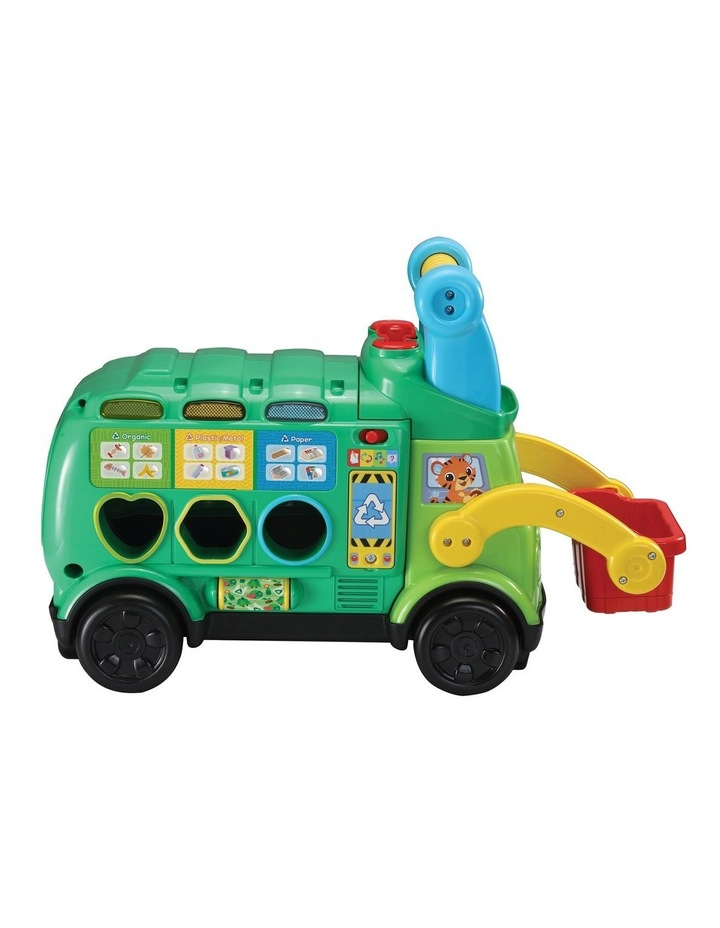 Ride & Go Recycling Truck image 3