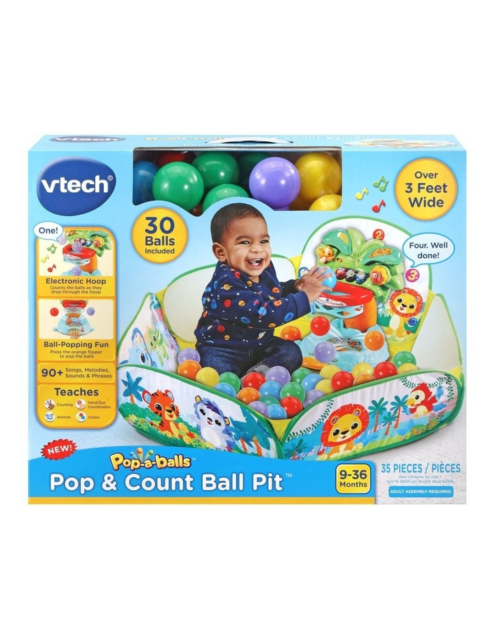 Pop & Count Ball Pit image 1