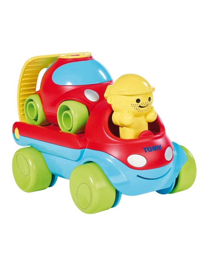 TOMY Fix & Load Tow Truck image 1