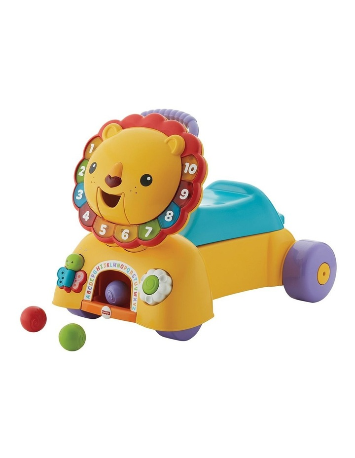 3in1 Sit and Stride Lion image 1