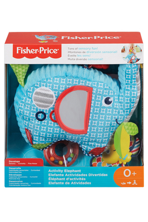 Fisher-Price - Activity Elephant