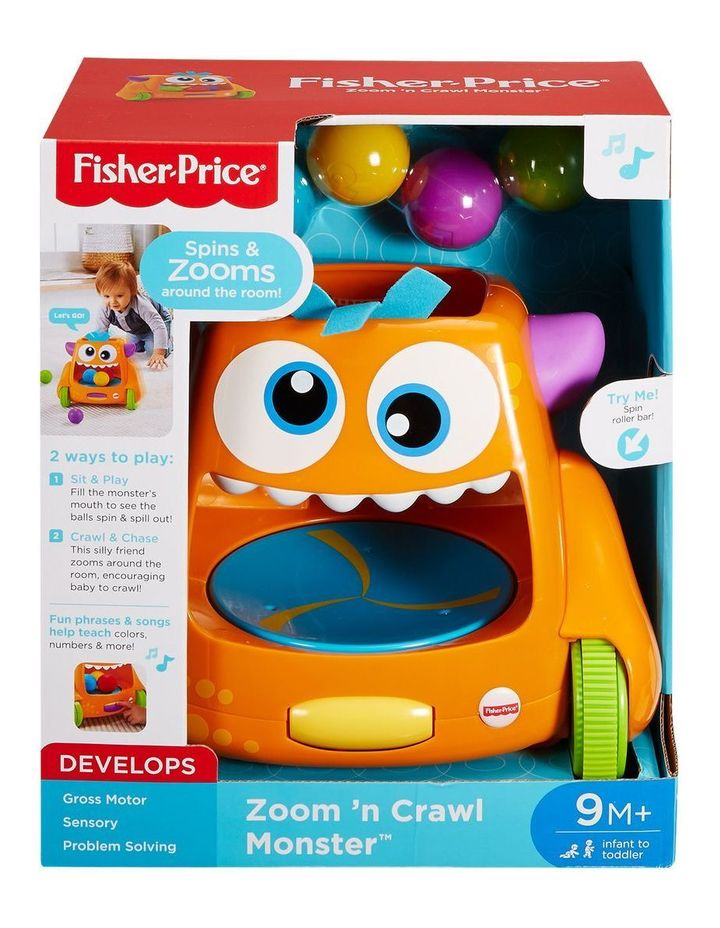 Zoom and Crawl Monster image 1