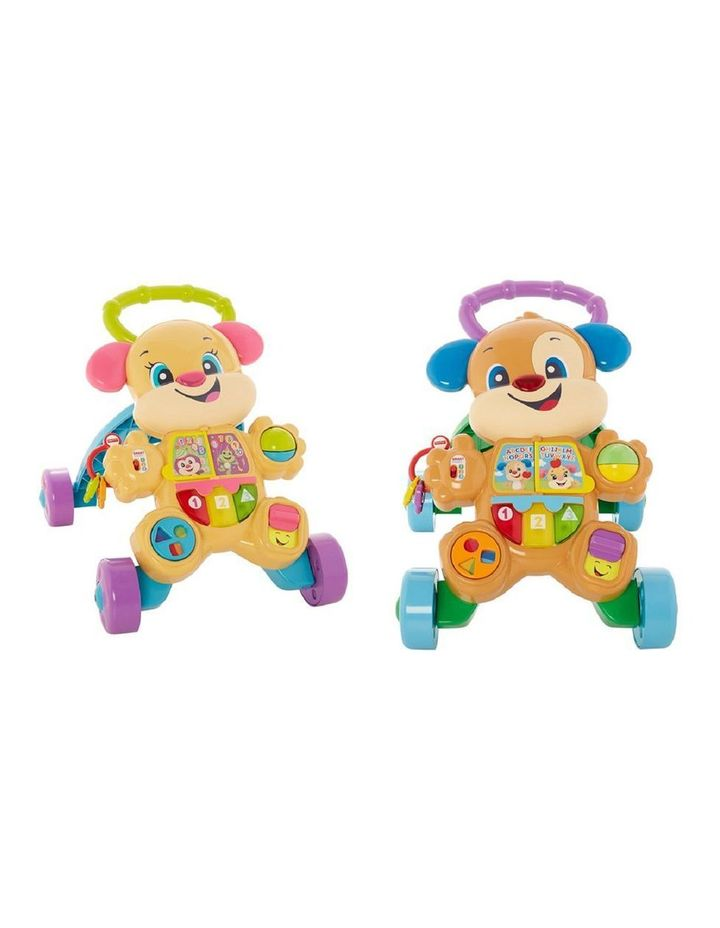 Laugh & Learn Smart Stages Learn with Puppy Walker image 1