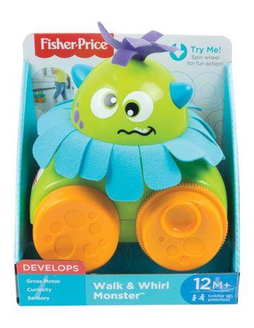5904e9304 Fisher-Price Walk & Whirl Monster