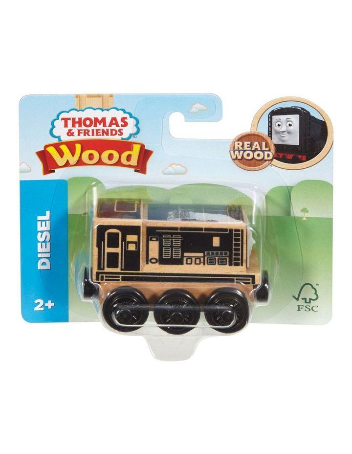 Wooden Railway Diesel image 1