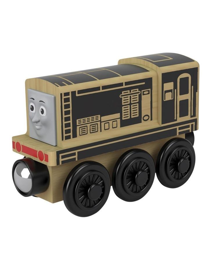 Wooden Railway Diesel image 3