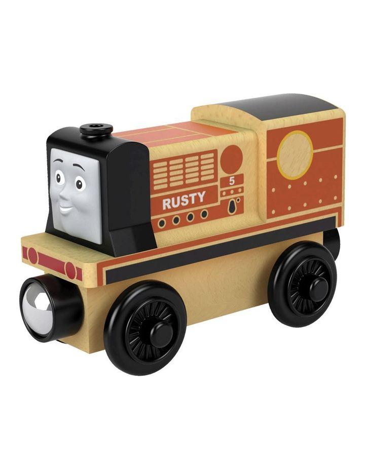 Wooden Railway Rusty image 2