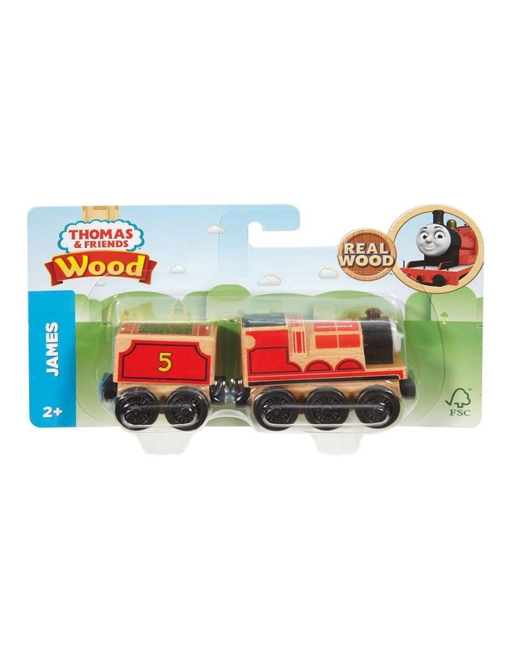 Wooden Railway James image 1